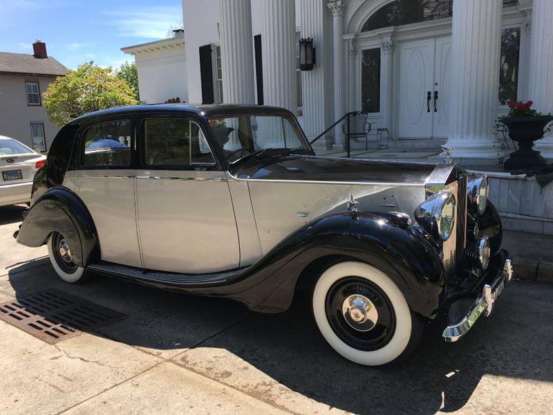 1949 Rolls-Royce Silver Wraith - Classic Car by Owner Cumberland ...