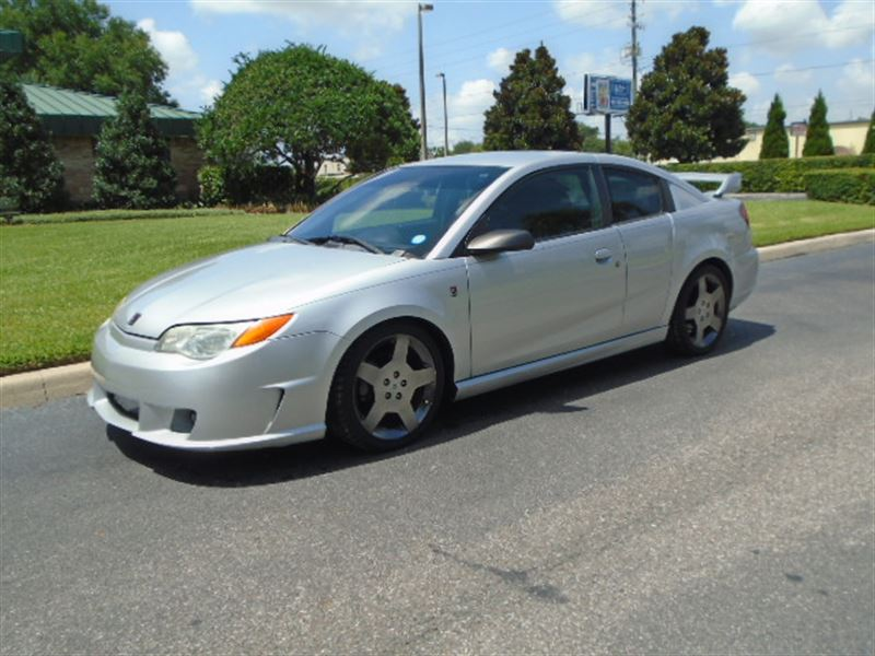 2005 Saturn Ion Redline For Sale By Owner In Orlando Fl 32899