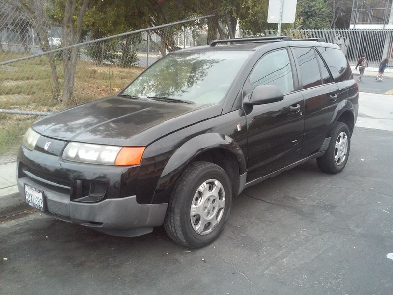 2003 Saturn Vue For Sale By Owner In Los Angeles Ca 90103