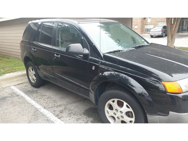 2004 saturn vue for sale by owner in cedar park tx 78630. Black Bedroom Furniture Sets. Home Design Ideas