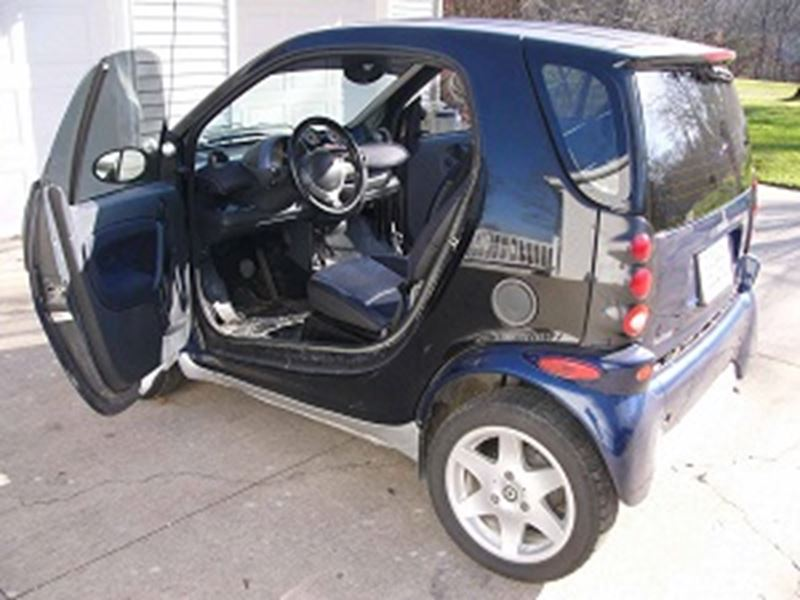 2005 smart fortwo for sale by owner in des moines ia 50982. Black Bedroom Furniture Sets. Home Design Ideas