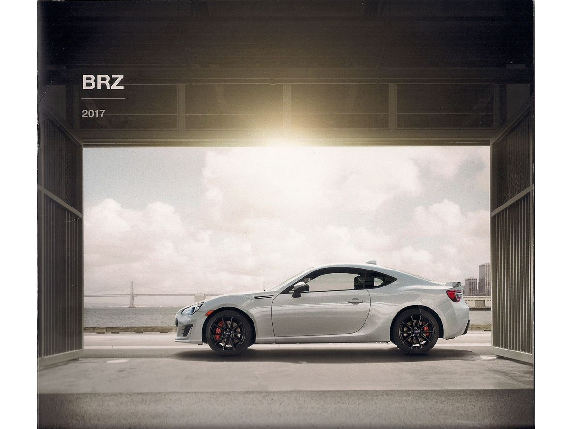 2017 Subaru BRZ for sale by owner in Sequim