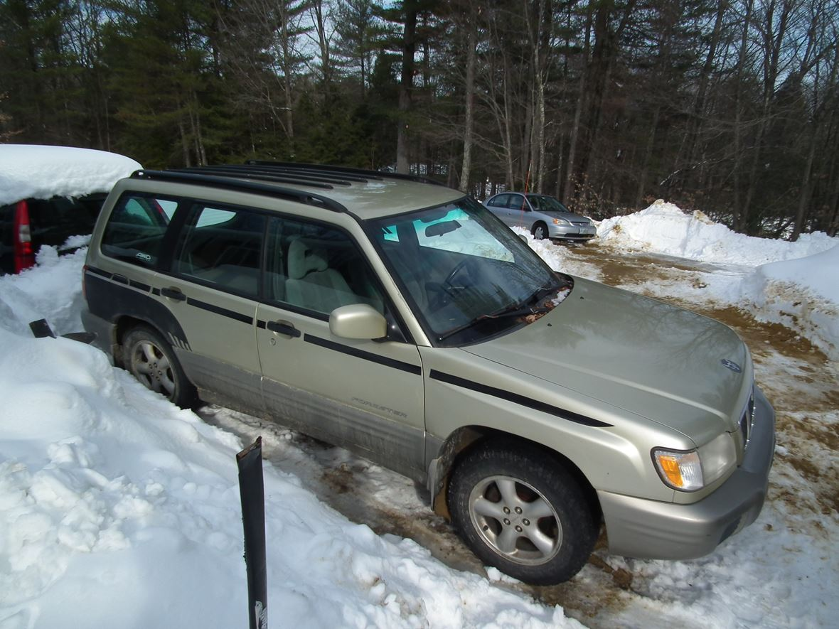 2001 subaru forester for sale by owner in cambridge ma 02238. Black Bedroom Furniture Sets. Home Design Ideas