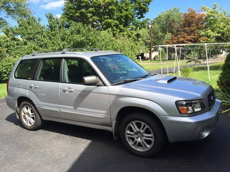 2004 subaru forester for sale by owner in danbury ct 06817. Black Bedroom Furniture Sets. Home Design Ideas