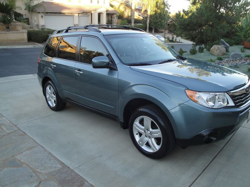 2009 subaru forester for sale by private owner in san diego ca 92199. Black Bedroom Furniture Sets. Home Design Ideas