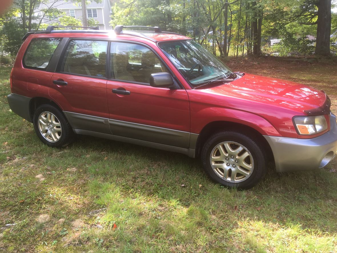 2005 Subaru Forester LL Bean edition for sale by owner in Belchertown
