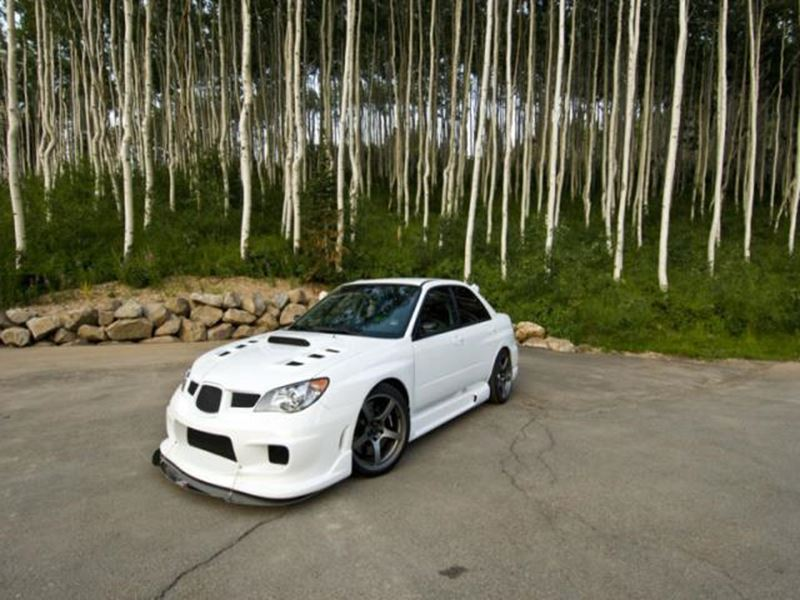 2006 subaru impreza for sale by owner in anderson ak 99744. Black Bedroom Furniture Sets. Home Design Ideas