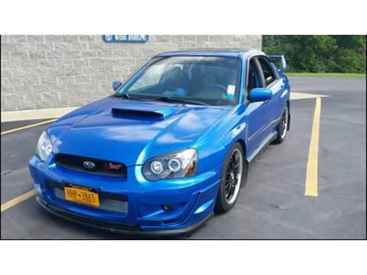 2004 subaru impreza wrx for sale by owner in erieville ny. Black Bedroom Furniture Sets. Home Design Ideas