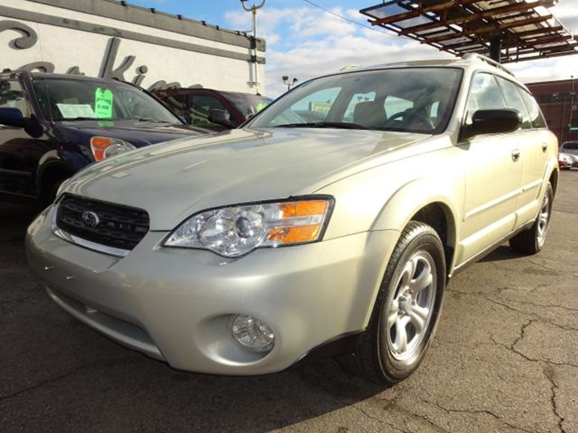 2007 subaru outback for sale by owner in milwaukee wi 53218. Black Bedroom Furniture Sets. Home Design Ideas