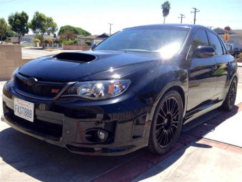 2011 subaru wrx for sale by owner in vacaville ca 95688. Black Bedroom Furniture Sets. Home Design Ideas