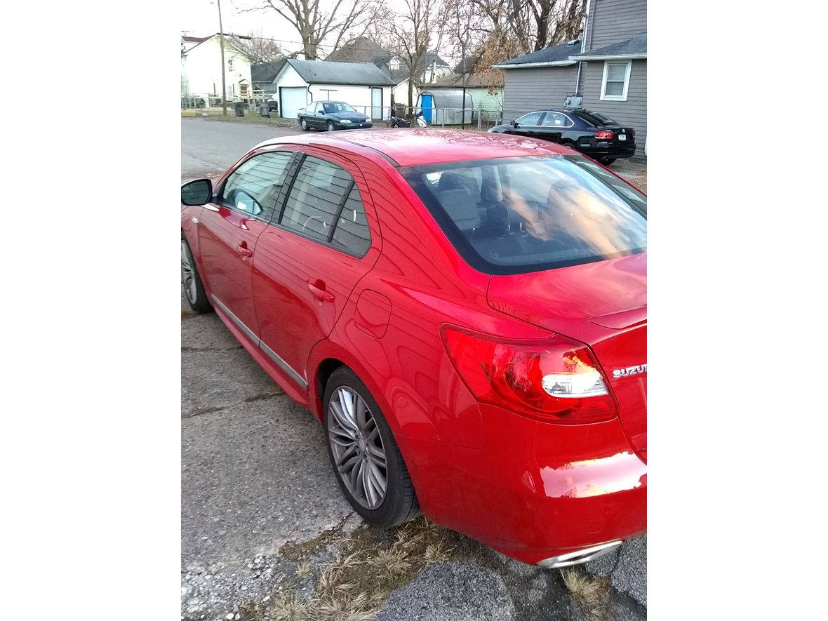 2013 Suzuki Kizashi for sale by owner in Indianapolis