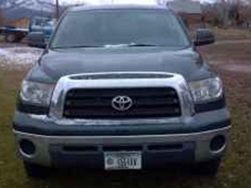 2007 toyota tundra for sale by private owner in missoula mt 59804. Black Bedroom Furniture Sets. Home Design Ideas