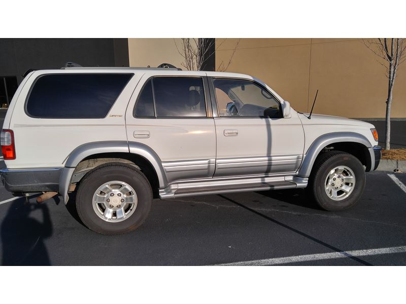 used 1996 toyota 4runner for sale by owner in concord nc 28025. Black Bedroom Furniture Sets. Home Design Ideas