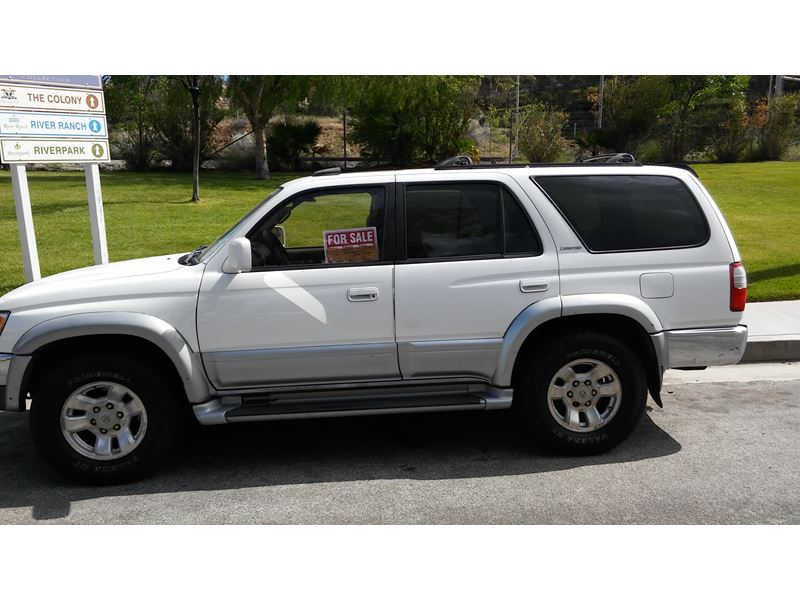 1997 toyota 4runner for sale by owner in canyon country ca 91387. Black Bedroom Furniture Sets. Home Design Ideas