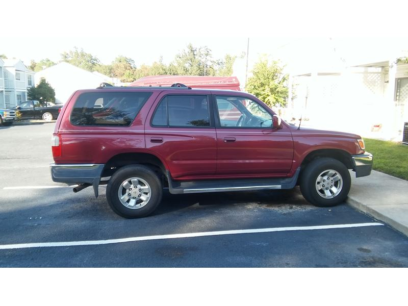 2000 toyota 4runner for sale by owner in columbia sc 29250. Black Bedroom Furniture Sets. Home Design Ideas