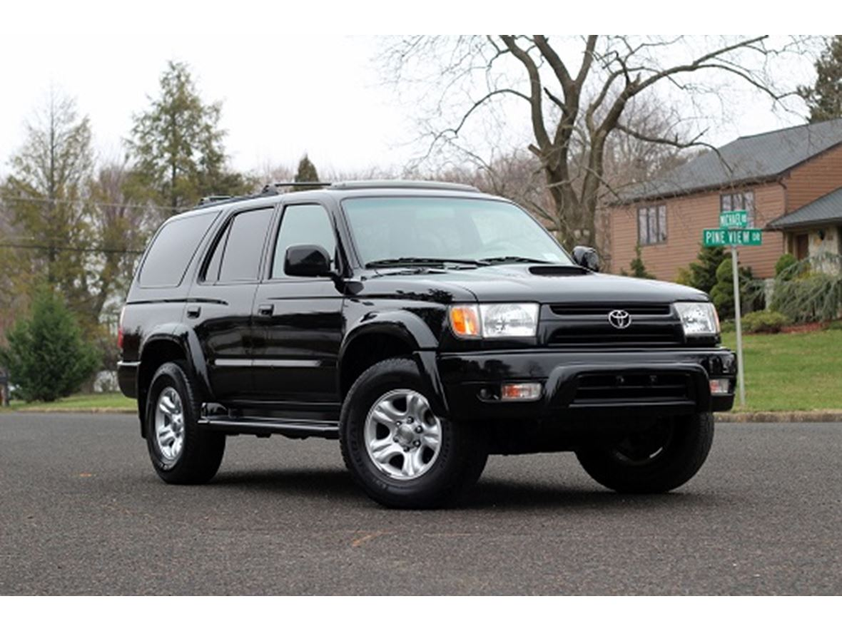 used 2001 toyota 4runner for sale by owner in chicago il 60701. Black Bedroom Furniture Sets. Home Design Ideas