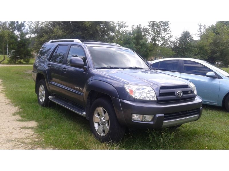 2003 toyota 4runner private car sale in fayetteville nc 28314. Black Bedroom Furniture Sets. Home Design Ideas