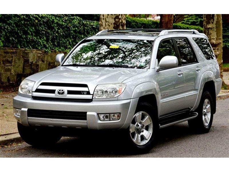 2003 toyota 4runner private car sale in bohemia ny 11716. Black Bedroom Furniture Sets. Home Design Ideas