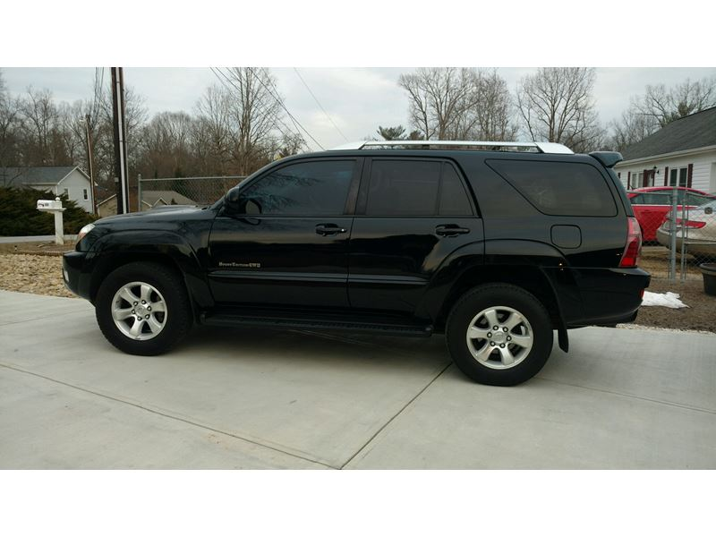 used 2004 toyota 4runner for sale by owner in hickory nc 28602. Black Bedroom Furniture Sets. Home Design Ideas
