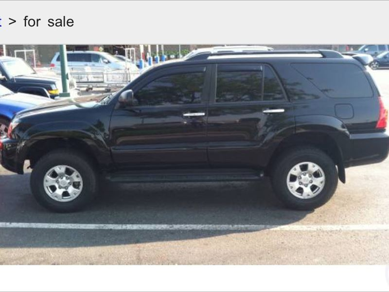 2007 toyota 4runner for sale by owner in star id 83669. Black Bedroom Furniture Sets. Home Design Ideas
