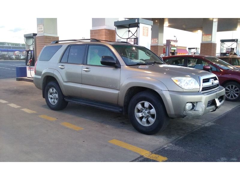 2008 toyota 4runner for sale by owner in denver co 80294. Black Bedroom Furniture Sets. Home Design Ideas