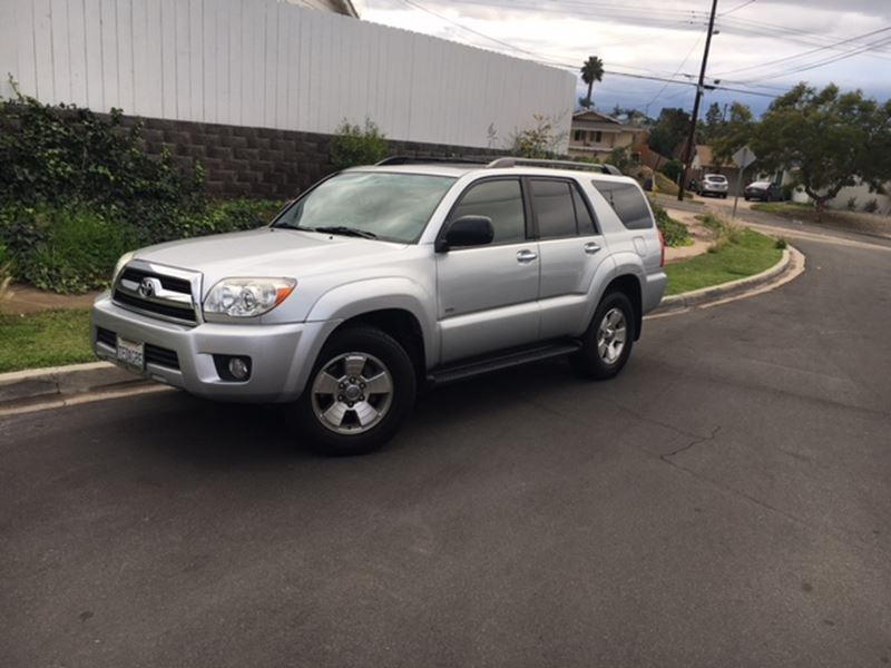 2009 toyota 4runner for sale by owner in san diego ca 92199. Black Bedroom Furniture Sets. Home Design Ideas