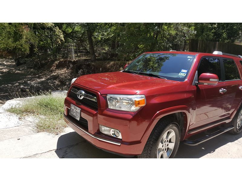 2013 toyota 4runner for sale by owner in floresville tx 78114. Black Bedroom Furniture Sets. Home Design Ideas