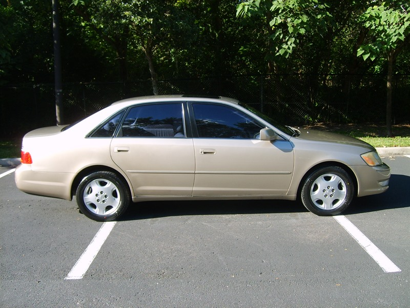 used 2004 toyota avalon for sale by owner in tampa fl 33694