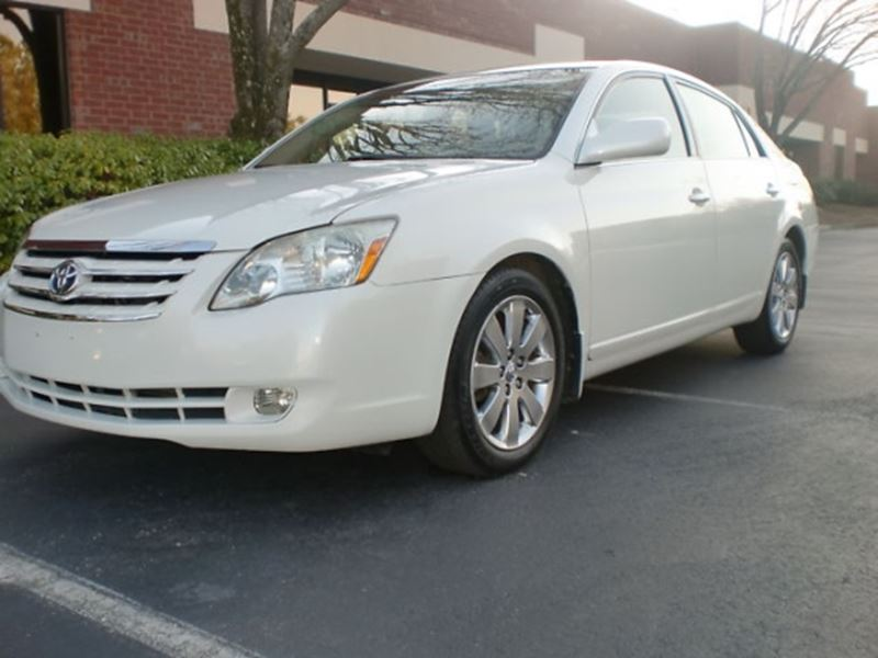 used 2005 toyota avalon for sale by owner in washington dc 20052. Black Bedroom Furniture Sets. Home Design Ideas