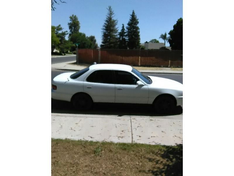 1995 toyota camry for sale by owner in bakersfield ca 93390. Black Bedroom Furniture Sets. Home Design Ideas