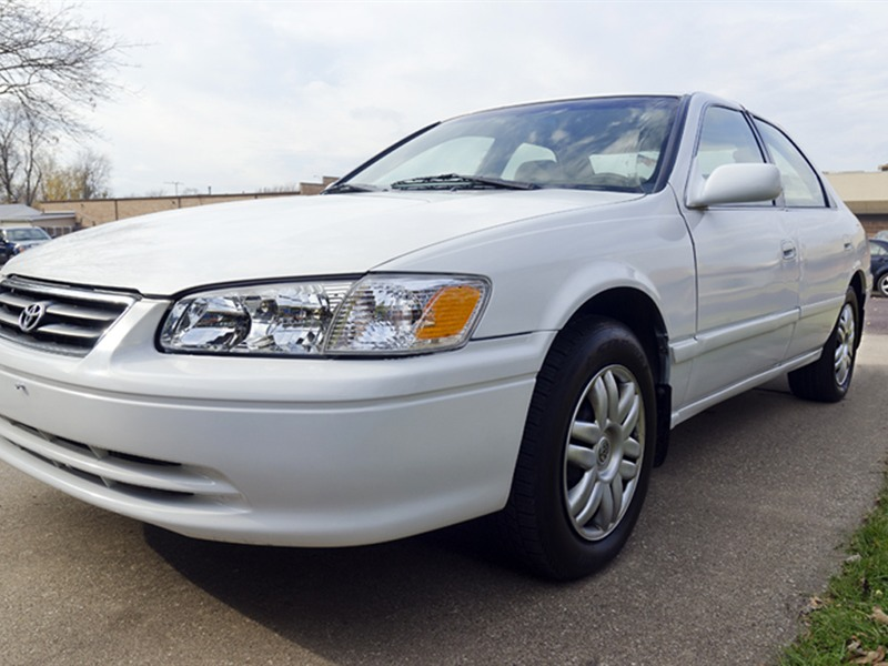 Used 2001 Toyota Camry For Sale By Owner In Peoria Il 61603
