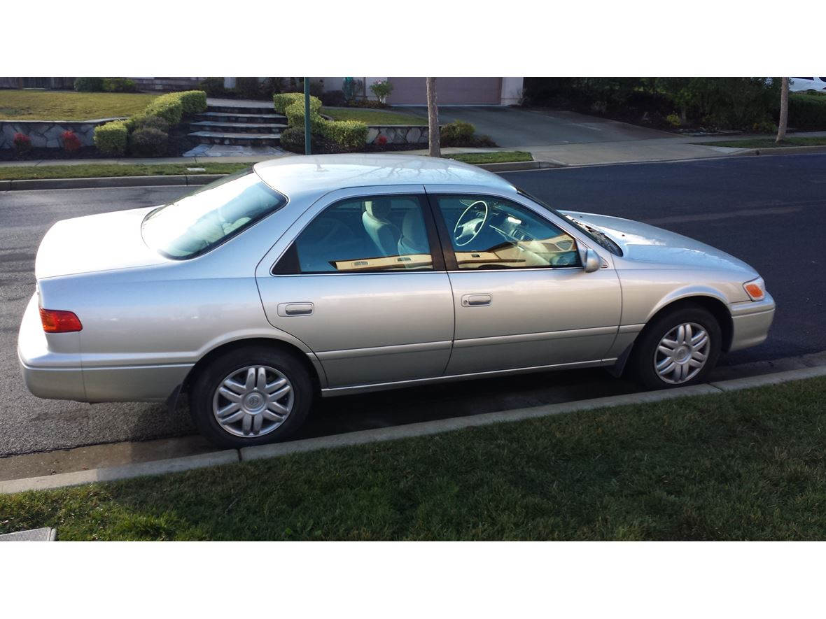 2001 Toyota Camry for sale by owner in San Ramon