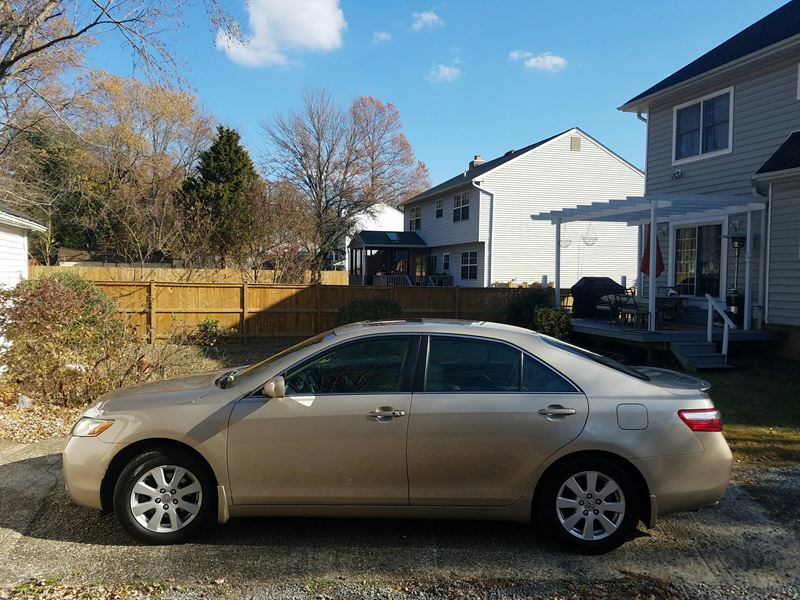 2009 toyota camry for sale by owner in annapolis md 21412. Black Bedroom Furniture Sets. Home Design Ideas