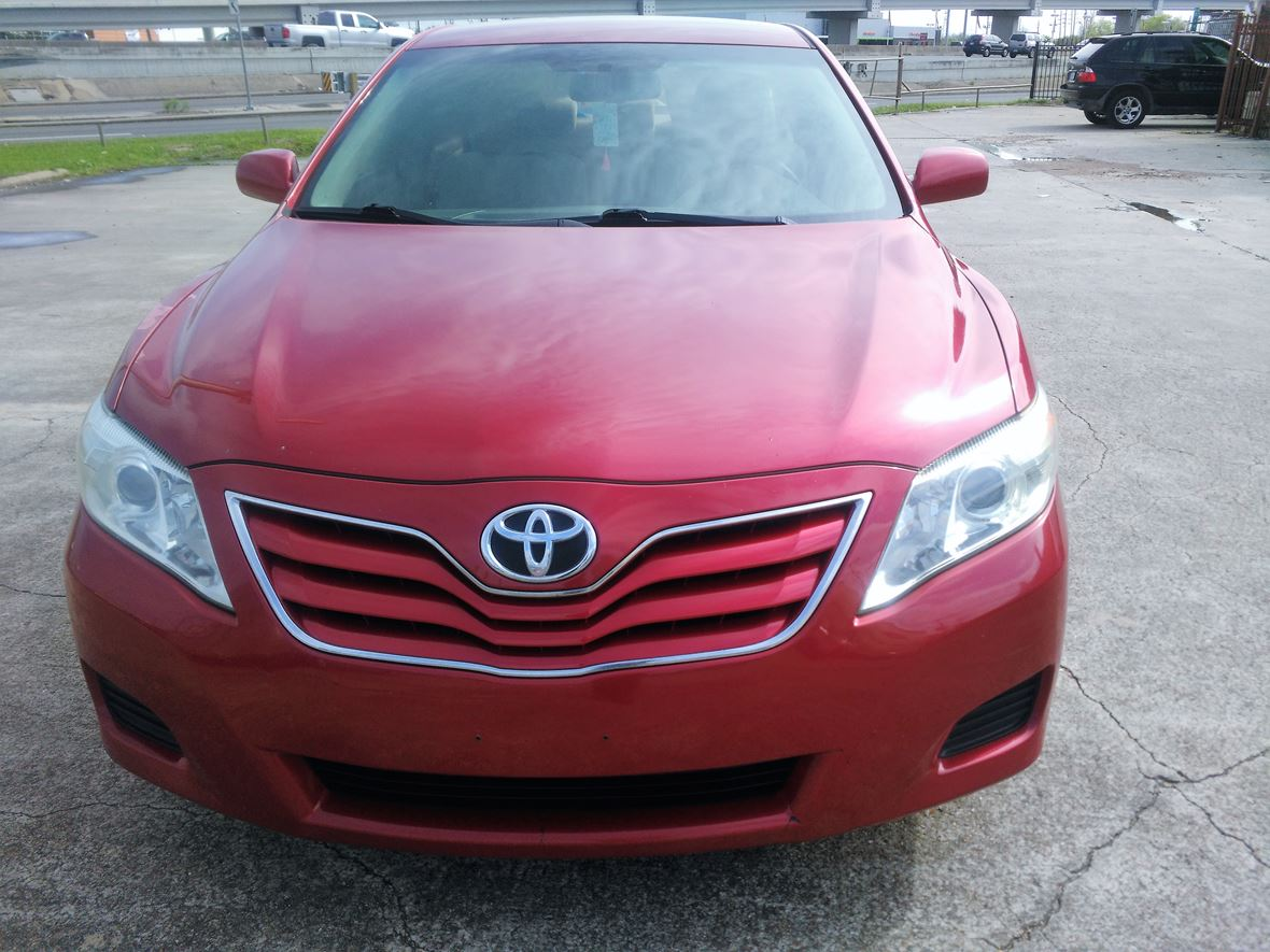 used 2010 toyota camry for sale by owner in houston tx 77299. Black Bedroom Furniture Sets. Home Design Ideas