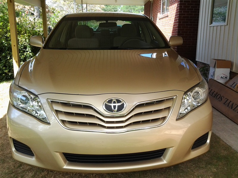 2011 toyota camry for sale by owner in cayce sc 29033. Black Bedroom Furniture Sets. Home Design Ideas