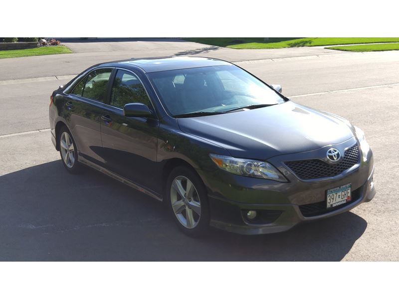 2011 toyota camry private car sale in lakeville mn 55044. Black Bedroom Furniture Sets. Home Design Ideas