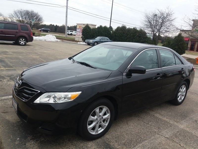 used 2011 toyota camry for sale by owner in naperville il 60567. Black Bedroom Furniture Sets. Home Design Ideas