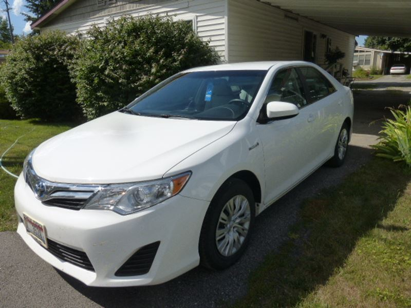 2012 Toyota Camry For Sale >> 2012 Toyota Camry Hybrid for Sale by Owner in Hayden, ID 83835