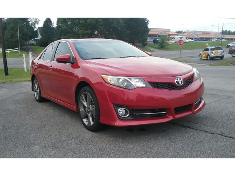 2012 toyota camry se for sale by owner in los angeles ca 90103. Black Bedroom Furniture Sets. Home Design Ideas