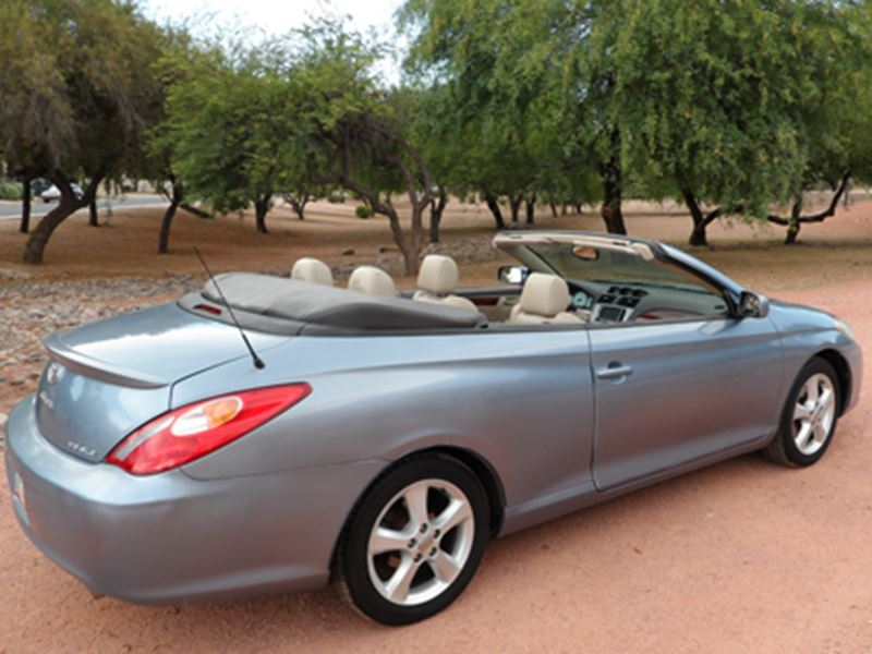 2005 toyota camry solara for sale by owner in chandler az 85224. Black Bedroom Furniture Sets. Home Design Ideas