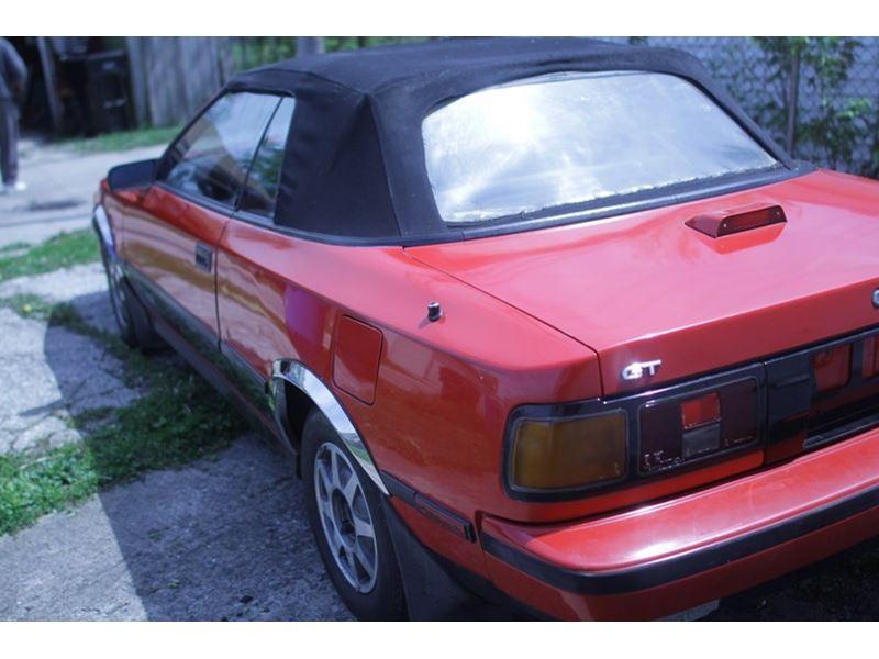 1987 Toyota Celica Classic Car Chicago IL