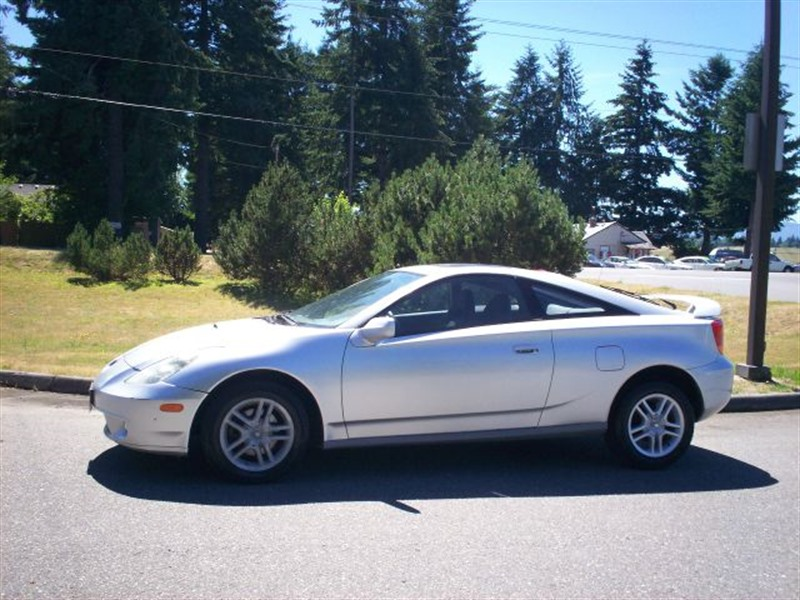 2001 toyota celica for sale by owner in buffalo ny 14276. Black Bedroom Furniture Sets. Home Design Ideas