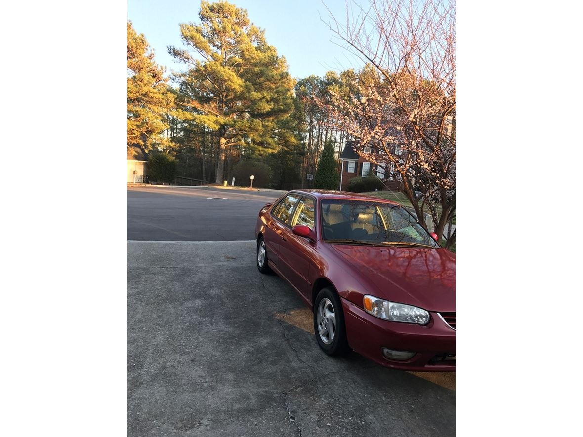 2001 toyota corolla for sale by owner in snellville ga 30078. Black Bedroom Furniture Sets. Home Design Ideas
