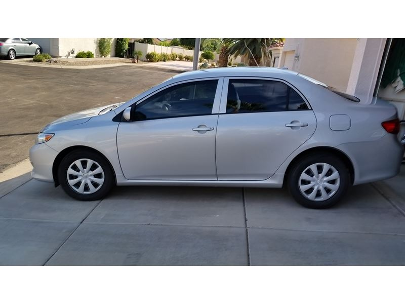 2009 toyota corolla for sale by owner in surprise az 85387. Black Bedroom Furniture Sets. Home Design Ideas