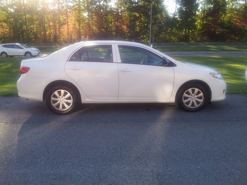2010 toyota corolla for sale by owner in beltsville md 20705. Black Bedroom Furniture Sets. Home Design Ideas