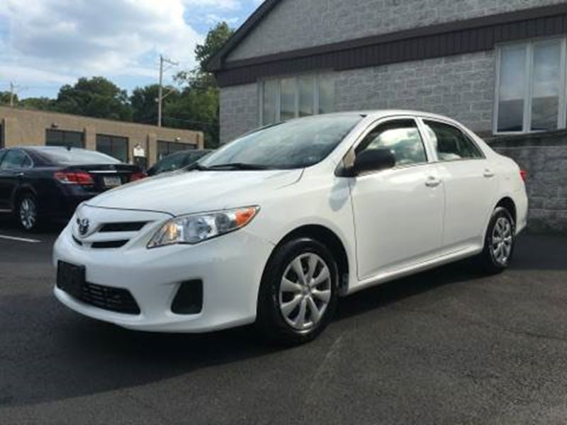used 2011 toyota corolla for sale by owner in wyncote pa. Black Bedroom Furniture Sets. Home Design Ideas