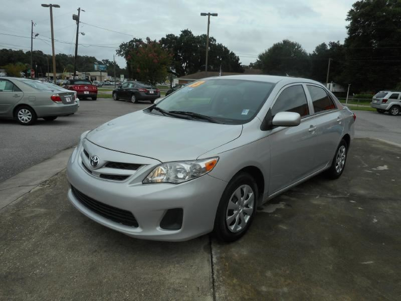 2013 toyota corolla for sale by owner in pensacola fl 32592. Black Bedroom Furniture Sets. Home Design Ideas