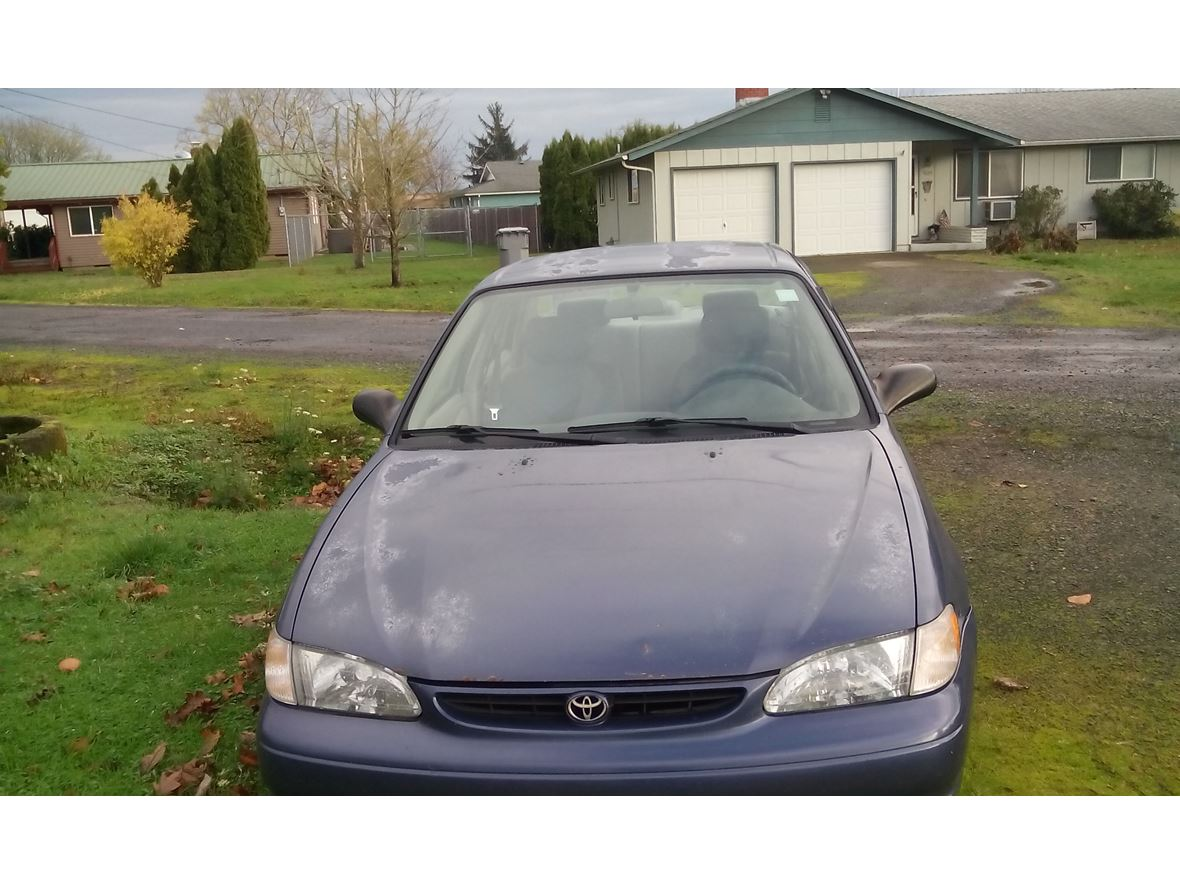 1999 Toyota Corolla SE - Blue for sale by owner in Albany