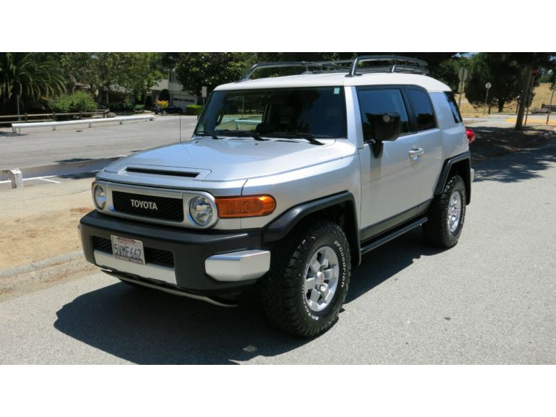 used 2007 toyota fj cruiser for sale by owner in avenal ca 93204. Black Bedroom Furniture Sets. Home Design Ideas