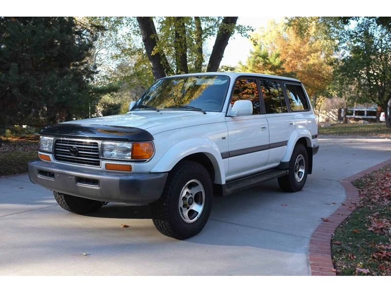 1997 toyota land cruiser for sale by owner in kansas city mo 64162. Black Bedroom Furniture Sets. Home Design Ideas